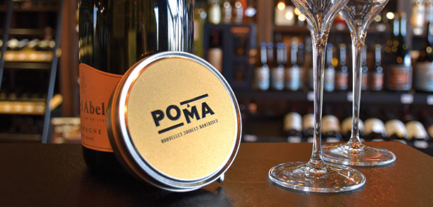 poma dv packaging