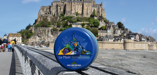 sodetour mont st michel dv packaging
